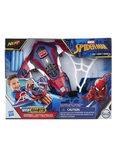 Spider-Man Hasbro Spiderman Dart Fırlatıcı Nerf E8575 Lisanslı Orijinal Ürün Renkli